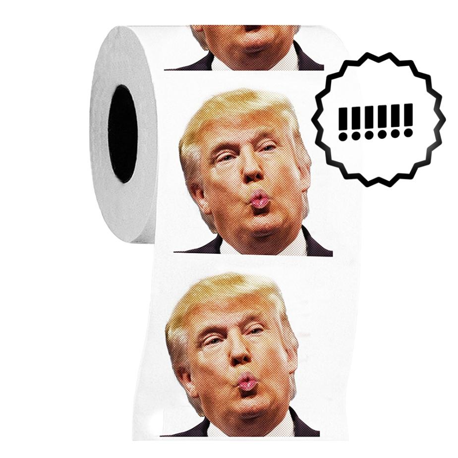 donald trump toilet paper fuck trump