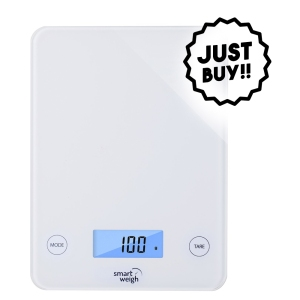Smart weigh coffee kitchen scale