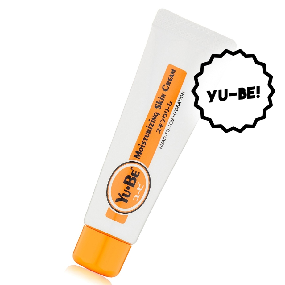 yube japanese moisturizing skin cream
